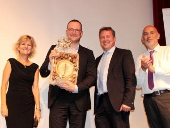 Finanzstaatssekretär und CDU MdB Jens Spahn zu Gast in Rosenheim