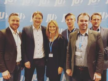 Erfolg für Rosenheimer Junge Union  Annette Resch weiterhin im JU-Landesvorstand