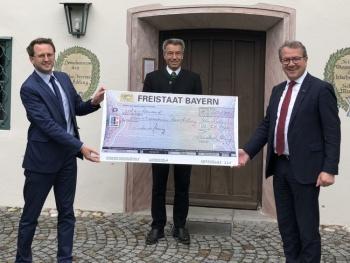 Zuschüsse der Bayerischen Landesstiftung zugesagt