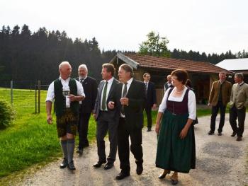 """Brunner: """"Gesunde landwirtschaftliche Struktur"""""""