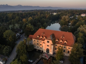 Stellenausschreibung Sekretariat CSU-Geschäftsstelle im Wasserkraftwerk Rosenheim