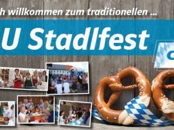 Einladung der CSU Rosenheim-Stadt zum CSU-Stadlfest am 02.08. in Fürstätt