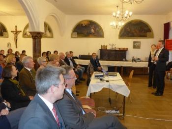 Empfang der Mittelstands Union Rosenheim Land in Wasserburg