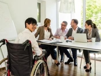 Klaus Stöttner, MdL: JobErfolg – Menschen mit Behinderung am Arbeitsplatz