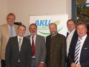 Dr. Bernd Pischetsrieder zu Gast bei der Rosenheimer CSU