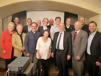 Daniel Artmann weiterhin Vorsitzender des CSU-Ortsverbandes Rosenheim