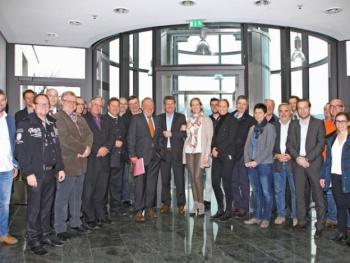 Wirtschafts-Kontakte mit Tirol weiter ausbauen