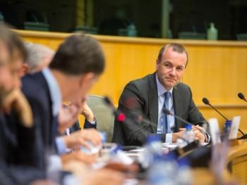 Einladung (13. Juni) zur Diskussionsrunde mit Manfred Weber, MdEP