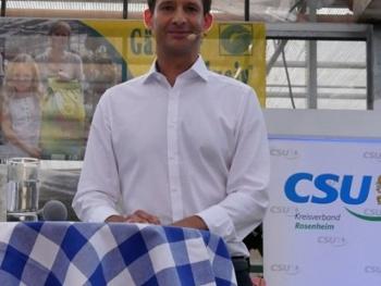 Andreas März ist Oberbürgermeister-Kandidat