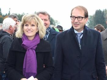 """Daniela Ludwig: Region Rosenheim profitiert vom neuen Bundesverkehrswegeplan - A8 und Brennerzulauf im """"Vordringlichen Bedarf"""""""