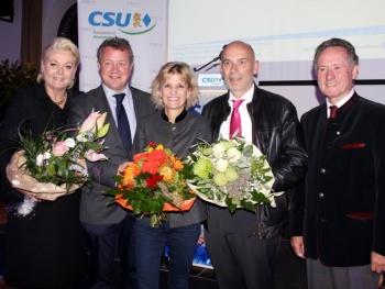 Überwältigende Mehrheit für eine erneute Bundestagskandidatur von Daniela Ludwig