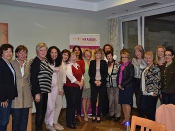 Neuwahlen bei der Frauen-Union Rosenheim-Land