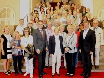 """Rosenheimer Senioren an den """"Schalthebeln der Macht"""""""