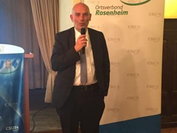 Statement: CSU Kreisvorsitzender Herbert Borrmann zur Bogensiedlung Rosenheim