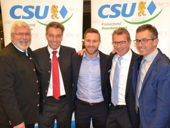Landtags- und Bezirkstagswahlen 2018 CSU Kandidaten mit großartigen Ergebnissen aufgestellt