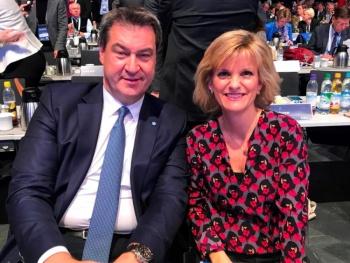 """MdB Daniela Ludwig: """"CSU wird moderner und weiblicher"""""""