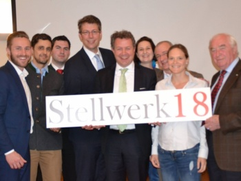 Digitales Gründerzentrum Rosenheim kommt
