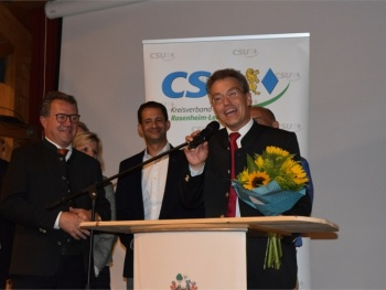 Aufstellung mit Traumergebnis: 100% für Otto Lederer als CSU-Landratskandidat