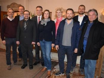 Neuwahlen beim AKS Rosenheim